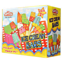 Theona Tata - Mainan Lilin Play Dough Fun Doh Ice Cream Bars