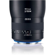 Zeiss Milvus 2/50mm ZE