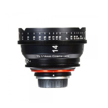 Samyang For Canon XEEN 14mm T3.1 Black Frame with Grey