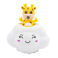 [kingstore] Interesting Baby Bath Toys Children Kids Water Bathing Rain Clouds Funny Toys Multicolor