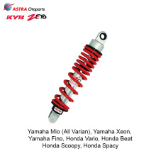 KAYABA Zeto Shock Absorber Mio (All Varian), Xeon, Vario, Beat, Scoopy, etc. - Red (KYOS-ZT1060PR)