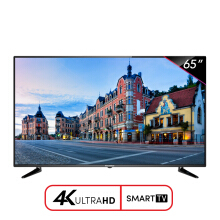 ICHIKO Smart LED TV 65 Inch 4K UHD Digital - ST6596