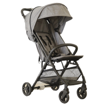 COCOLATTE Stroller Iconic+ CL 705 - Haze Grey