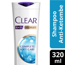 CLEAR Shampoo Complete Soft Care 320ml