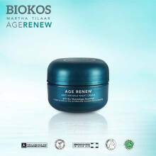 BIOKOS AGE RENEW ANTI WRINKLE NIGHT CREAM