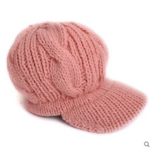 SiYing Promotion Korean version of the ladies skull cap warm bean hat