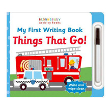 My First Writing Book Things That Go! Import Book -  - 9781408869529