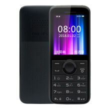 Philips E106 Black Black