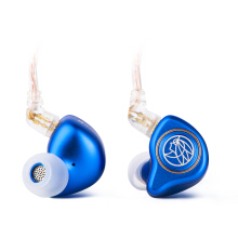 TFZ King Pro HiFi In Ear Monitor Earphone with Detachable Cable - Blue