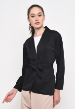 Shop at Banana Black Blazer Black All Size