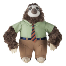 Anamode Movie Sloth Plush Toy Dolls Stuffed Toys Gifts For Children Kids -Multicolor