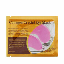 Collagen Golden Firming Eye Mask Black Relief Pouch Relief Eye Mask Beauty