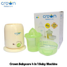Crown Baby Machine 4 in 1 Warmer And Sterilizer