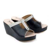 WEDGES KASUAL WANITA - LLD 940