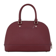 COACH F27591 Sierra Mini Satchel Xgrain Cherry [COA01861B] Light Red