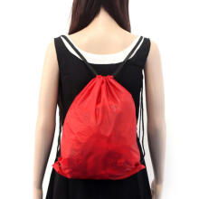 Farfi Nylon Drawstring Bag Cinch Sack Sport Beach School Travel Outdoor Backpack
