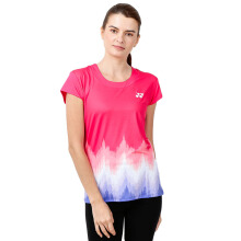 YONEX Ladies Polo T-Shirt - Rouge Red