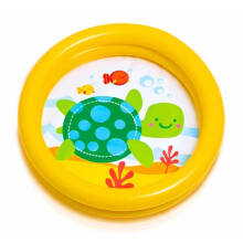 INTEX Kolam Renang Anak My First Pool 59409 - Kuning