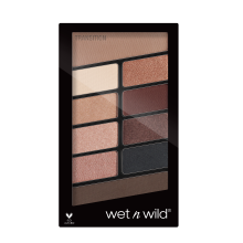 Wet N Wild Color Icon Eyeshadow 10 Pan Palette - Nude Awakening