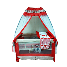 BABYDOES Baby Box 173 - Red