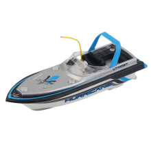 Portable Micro Radio RC Control Super High Speed Electric Racing Boat Toys