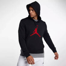 Jordan Jumpman Air Fleece[942776-010]-Black