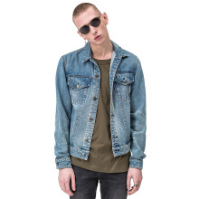 CHEAP MONDAY Legit Jacket  0505857 - Blue Heat