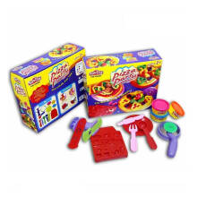 Fun Doh Pizza Party Set Incl 3 pcs Doh