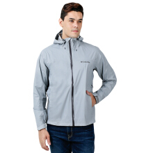 COLUMBIA Evapouration Jacket - COLUMBIA Grey