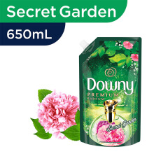 DOWNY Premium Secret Garden Refill 650 mL