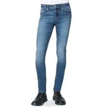 CHEAP MONDAY Unisex Tight [0389637] - Indigo Head