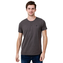 FAMO Men Tshirt 1212 512121712 - Grey