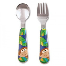 Stephen Joseph Silverware - Monkey