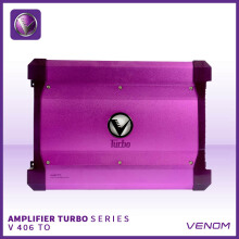 VENOM Turbo Amplifier V 406 TO 4 Channel
