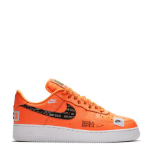 Nike Sepatu Air Force 1 JUST DO IT Women's Casual Shoes Skateboard Shoes AR7719-800
