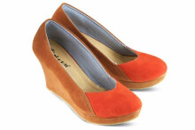 WOMEN WEDGES & HEEL KASUAL WANITA - GF.0506
