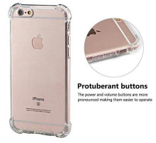 Anti Crack Softcase for iPhone 5 atau 5s dan SE