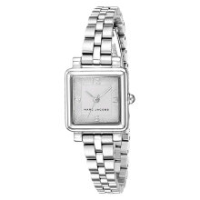 Marc Jacobs Vic MJ3529 Silver Dial Stainless Steel Strap [MJ3529]