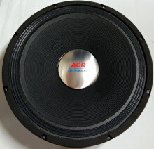 ACR 15500 BLACK PLATINUM SERIES 15 Inch Fullrange Speaker