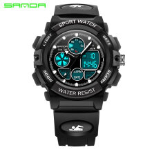 Smart Watches Men's Watch Electronic Watch Water Resistant Outdoor Sport Watch with LED Backlight Unisex