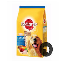 PEDIGREE 500 gr adult chicken and vegetables flavor