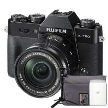 Fujifilm X-T20 KIT 16-50mm Mirrorless Camera - Garansi Resmi