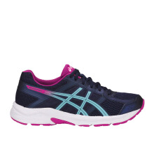 ASICS Gel-Contend 4 - Peacoat/Porcelain Blue/Fuchsia Red
