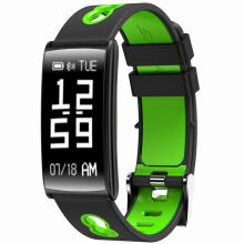 SANDA HM68 Blood Pressure Heart Rate Monitor Fitness Sport Waterproof Smart Band  For Android IOS
