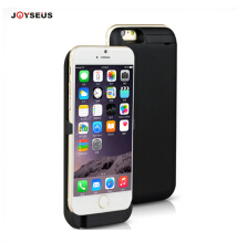 JOYSEUS Apple Iphone 6 /6S 7/8 5000mAh Power Bank External Battery Case Portable Charger 4.7 inch Black
