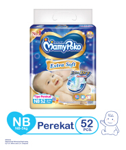 MAMYPOKO Extra Soft Popok Tape NB - 52
