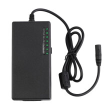 96W Universal Power Charger Charging Adapter AC 110V/240V For Laptop Notebook Black