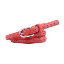 SiYing fashion Alloy buckle with hole hollow decorative belt female
