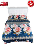 NYENYAK Clover Fitted Sheet / Comforter - KING/QUEEN/SINGLE