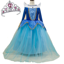 Anamode Girls Princess Dresses Cosplay Costumes Kids Off Shoulder Party Gown -